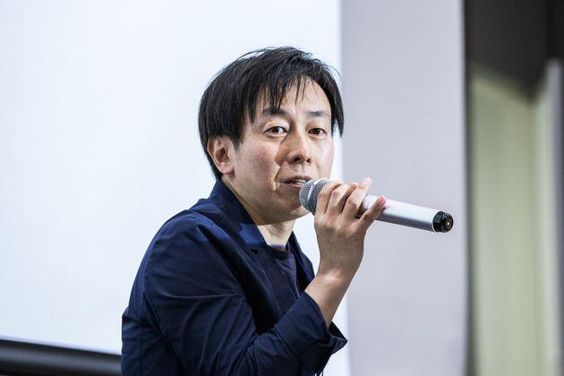 「サイボウズ」青野慶久社長