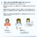 家族が新型コロナウイルスに感染したら、どうすればいい?