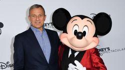 밥 아이거가 디즈니 CEO직에서