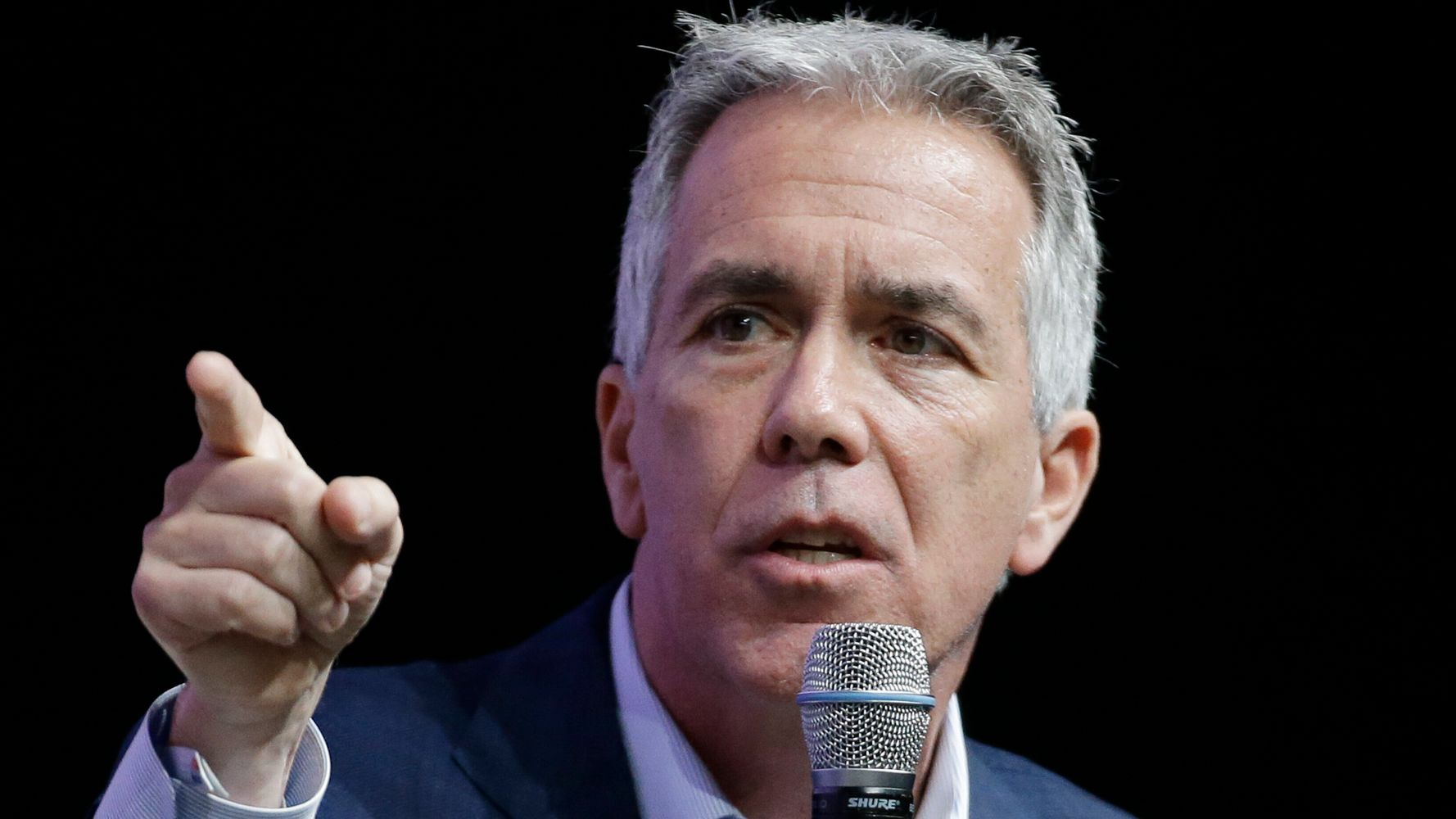 'Never Trump' Means Never: Ex-GOP Lawmaker Joe Walsh Says He'd Vote For Sanders