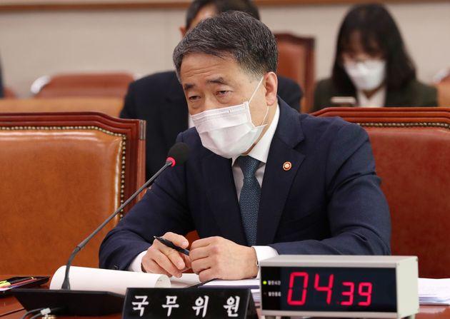 박능후 보건복지부