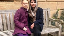 Greta Thunberg et Malala Yousafzai se rencontrent à