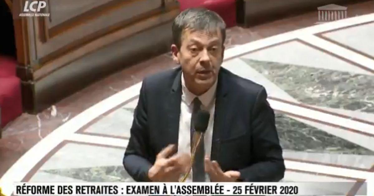 """Retraites: """"Vous n'êtes rien"""" lance le rapporteur avant de s'excuser"""