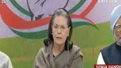 Amit Shah Should Resign, Kejriwal Should Be Present In Affected Areas: Sonia Gandhi On Delhi