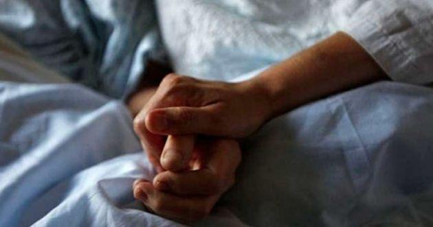 Imagen de archivo de un paciente en un hospital, para ilustrar el debate sobre la