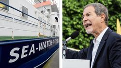 """SEA WATCH CON 194 MIGRANTI VERSO MESSINA - Musumeci: """"Quarantena a bordo o vadano"""