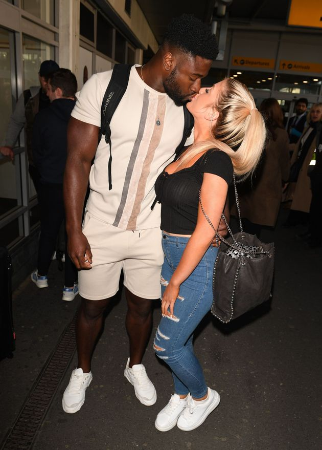 10 Very Serious Thoughts We Had As The Love Island Finalists Landed Back In The
