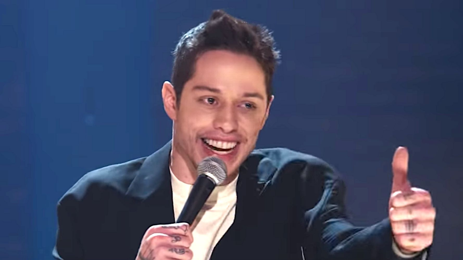 Pete Davidson Basically Rescinds Apology To Dan Crenshaw In Netflix Special