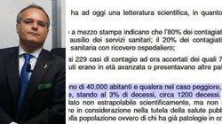 """""""A Saronno rischio 1.200 morti per coronavirus"""". L'ordinanza del sindaco (che poi si"""