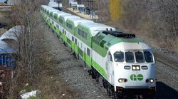 Toronto Police Make Arrests While Clearing Disruptive Rail