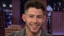 Nick Jonas Αποκαλύπτει Πόσο