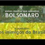 Bolsonaro fala em 'mensagens de cunho pessoal' mas não rechaça pauta contra