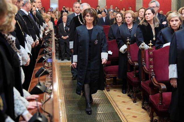 La nueva Fiscal General del Estado, Dolores Delgado