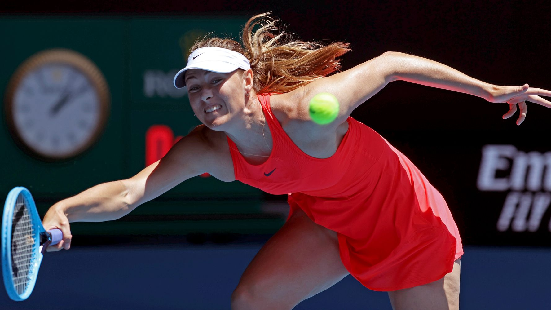 Westlake Legal Group 5e567858230000270b39c4b9 Tennis Champion Maria Sharapova Retires At 32