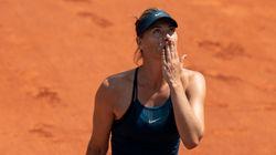 Maria Sharapova prend sa retraite du