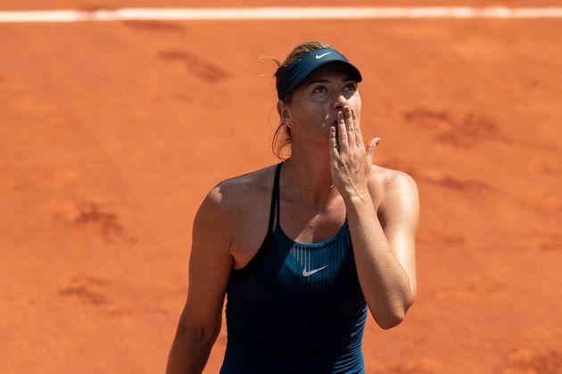 Maria Sharapova a remporté son dernier tournoi du Grand Chelem en 2014 à Roland-Garros....