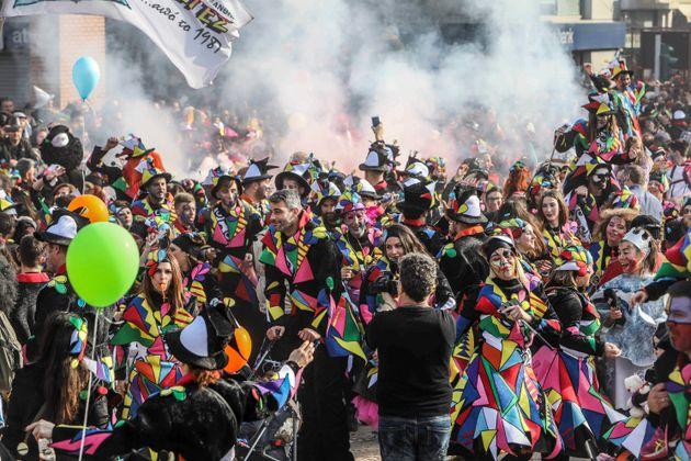 Καρναβάλι Ξάνθης 2018
