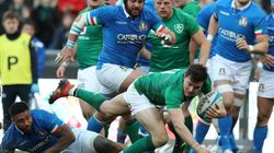 Le match Irlande-Italie du Tournoi des Six Nations reporté à cause du