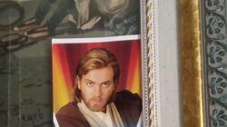 Una señora de Alicante lleva años rezando a Obi-Wan Kenobi convencida de que es un