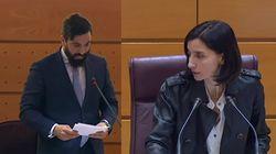 La aplaudida respuesta de Pilar Llop a un senador de Vox que la llamó