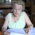Gabrielle Grandière, autrice de la comptine