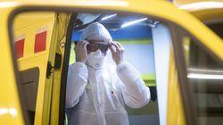 El paciente de Sevilla, primer caso de contagio local del coronavirus en