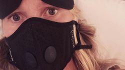Gwyneth Paltrow, inquiète du coronavirus, se croit dans