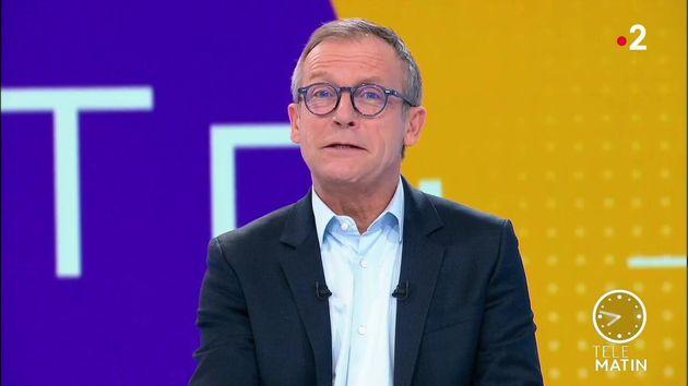 Laurent Bignolas en quarantaine pour quinze jours par crainte du