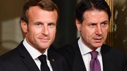 Au sommet franco-italien de Naples, Macron parlera de tout sauf du