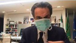 Coronavirus, il governatore della Lombardia in