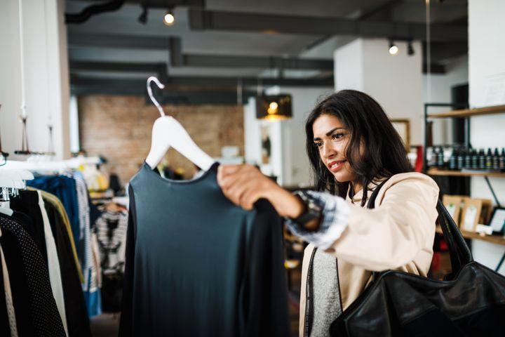 Les taux de retours pour les vêtements achetés en ligne sont importants et ont des effets pervers sur l'environnement.