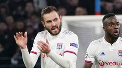 Lyon surprend la Juventus