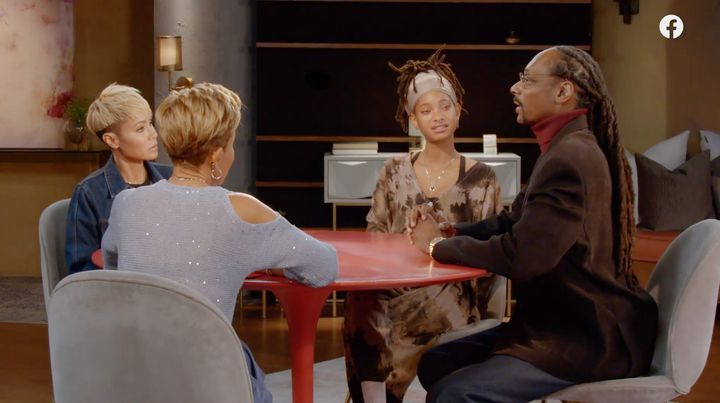 "Snoop Dogg appeared on the Feb. 26 episode of ""Red Table Talk"" to apologize for his comments about CBS journalist Gayle King."