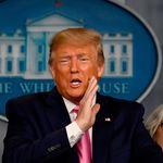 트럼프가 미국인들에게 : '코로나19 크게 걱정할 필요