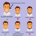 新型コロナウイルス、マスク着用でひげは剃ったほうがいいの?アメリカ専門機関の「アドバイス」が話題に