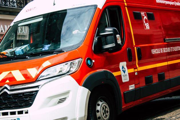 L'incendie d'un immeuble fait cinq morts et sept blessés à Strasbourg (photo
