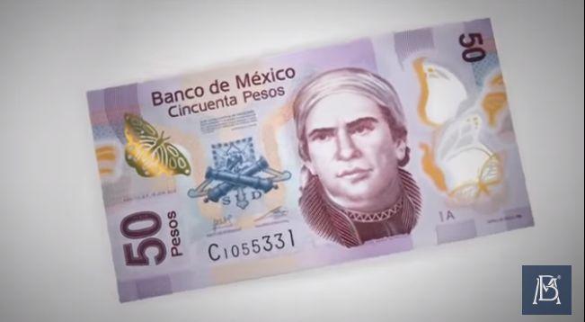 기존 50페소 지폐