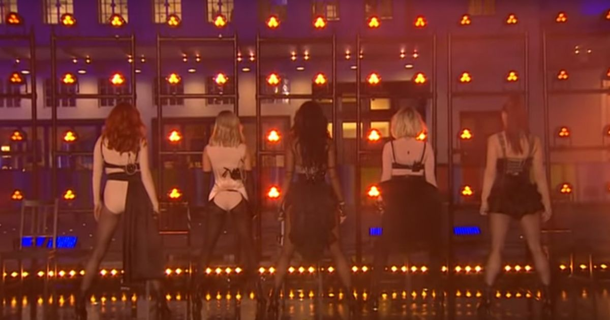 Pussycat Dolls Suffer Unfortunate Tech Blunder During The One Show Performance