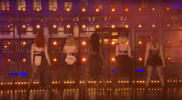 Pussycat Dolls Suffer Unfortunate Tech Mishap During The One Show Performance