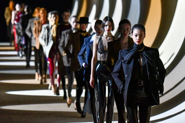 Yves Saint Laurent tra controllo e abbandono, tra disciplina e
