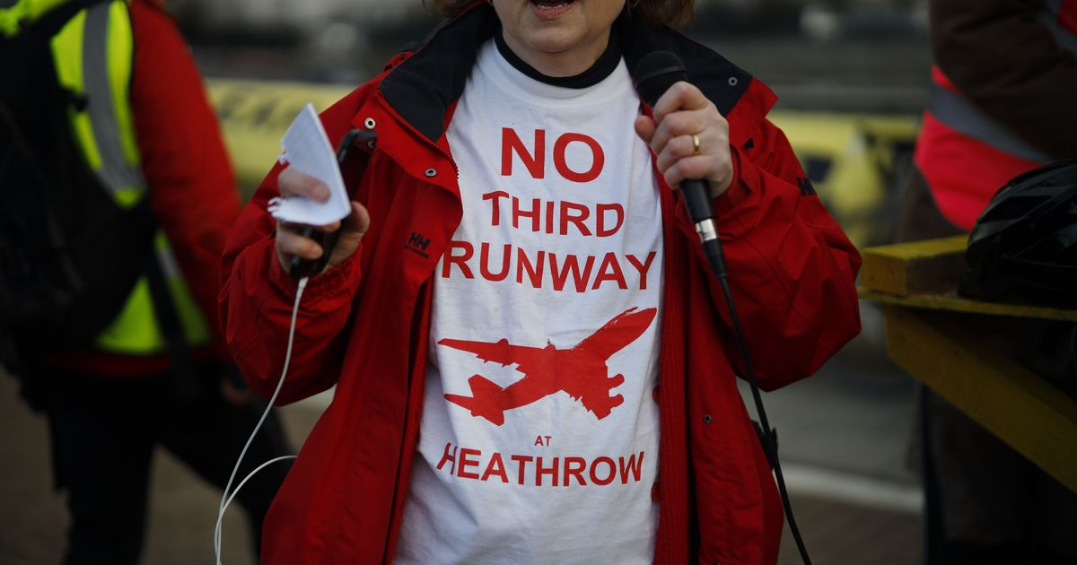 Heathrow Expansion Ruled Illegal Because Of Climate Impact As Campaigners Win Appeal