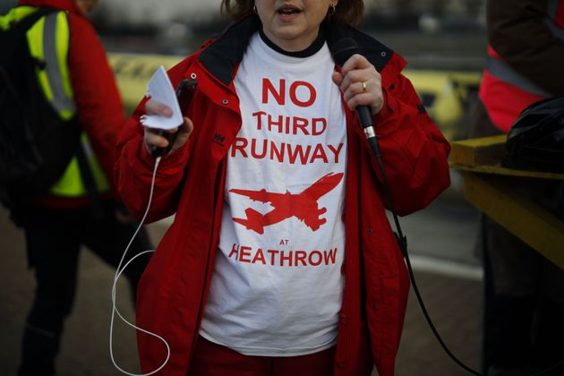 Heathrow Expansion Ruled Illegal Because Of Climate Impact As Campaigners Win In Court Of Appeal
