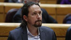 """Pablo Iglesias reacciona a la imagen más difundida de los últimos días: """"Vistas las fotos que me"""