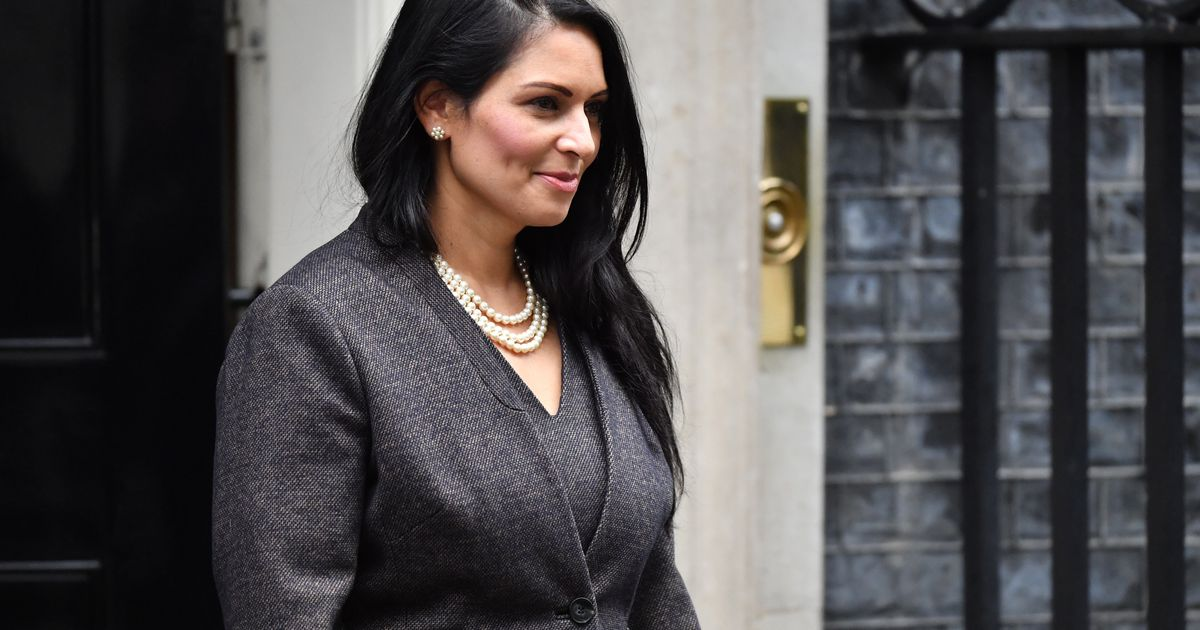 Exclusive: Priti Patel Tried To Oust Senior Official On Christmas Eve
