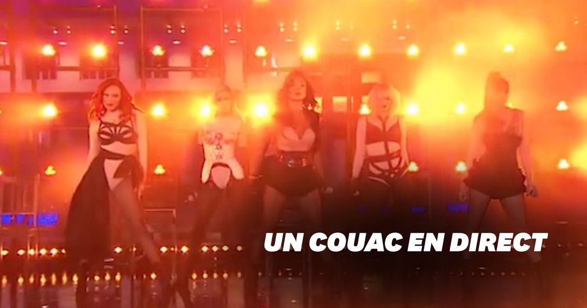 Les Pussycat Dolls victimes d'une erreur technique en direct sur la BBC