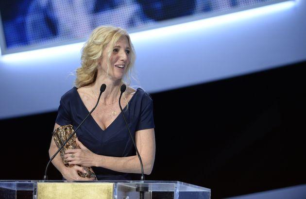 Sandrine Kiberlain est la présidente de cette 45e cérémonie des César, ce vendredi 28 février