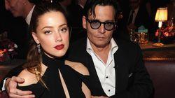 """Johnny Depp scriveva a un amico che voleva """"affogare"""" e """"bruciare"""" l'ex moglie Amber"""
