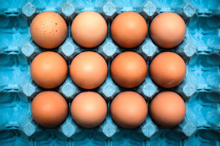Φρέσκα αυγά