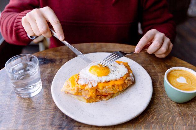 Αυγό για πρωινό