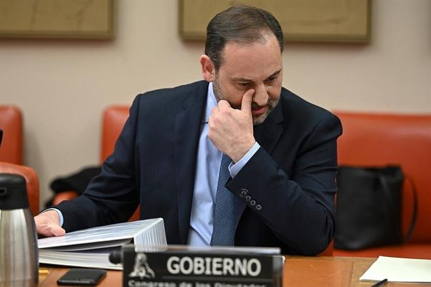 El ministro de Transportes, Movilidad y Agenda Urbana, José Luis